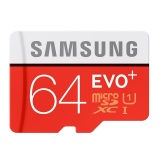 Beli Samsung Microsdxc Evo Plus Class 10 Uhs 1 80Mb S 64Gb With Sd Adapter Mb Mc64Da Murah Di Indonesia