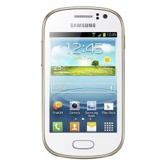 Samsung S6810 Galaxy Fame - Putih
