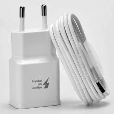 Spesifikasi Samsung Travel Charger Fast Charging Original 15W Putih Murah Berkualitas