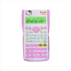 Spesifikasi Sanrio Kt 350Ms Vc Kalkulator Calculator Scientific Hello Kitty Paling Bagus