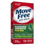 Spesifikasi Schiff Bone Osteo Joint Formulas Glucosamine Chondroitin Plus Msm 120 Coated Tablet Online