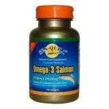 Spesifikasi Sea Quill Omega 3 Salmon 100 Softgel Bagus
