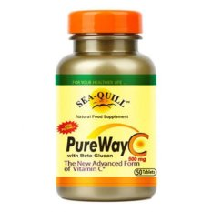 Sea-Quill Pureway C 500 mg isi 50 tablets