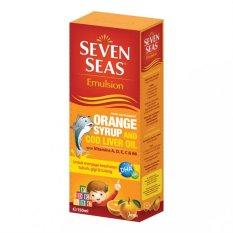 Seven Seas Kids Syrup 100ml