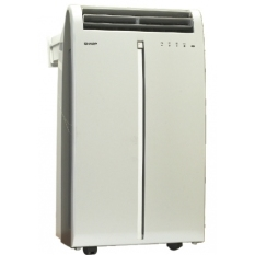 Sharp Air Conditioner Portable CV-P09GRV- Hitam