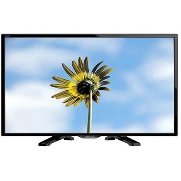 Sharp Aquos LED TV 24  - 24LE170 - Khusus Jabodetabek