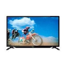 Sharp LC-32LE180i LED TV 32 Inch - Hitam (JAKARTA ONLY)