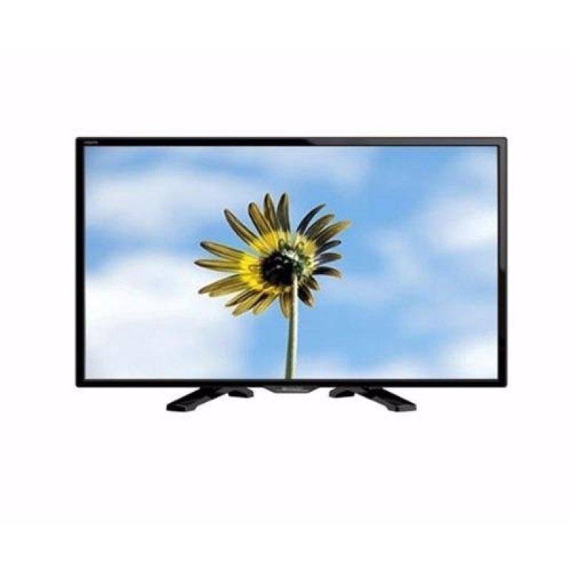 "Sharp LED TV  24"" LC24LE175I - Hitam - Khusus Jadetabek"