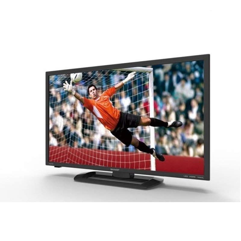 Sharp Led Tv 32 Inch - Hitam