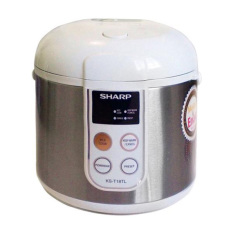 Spesifikasi Sharp Rice Cooker 1 8Lt Ks T18Tl St Silver Sharp