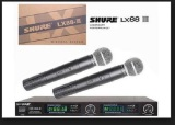 Jual Shure Mic Wireless Lx88 Lll 2Ch Tampilan Angka Frequency Online
