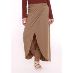 Spek Sierra Danesh Slip Slap Pants Skirt Mocca Sierra