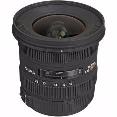 Sigma 10-20mm f/3.5 EX DC HSM For Canon  - Hitam
