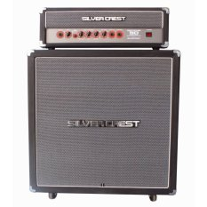 Silver Crest Destroyer 90H Amplifier Bass