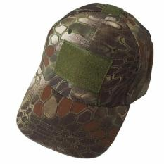Silver Knight Topi Baseball Hat Outdoor Camo