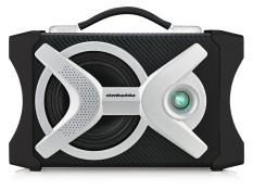 Simbadda Speaker CST 20 - Portable Speaker with Mic - Hitam