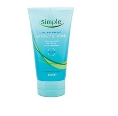 Beli Simple Oil Balancing Exfoliator Wash 150Ml