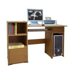 Simplefurniture Meja Laptop/Kerja/Kantor/Komputer/Belajar D 115