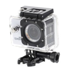 SJCAM SJ4000 12MP 1080 P Full HD 1.5-Inch Waterproof Sports DV Kamera WiFi (Putih)