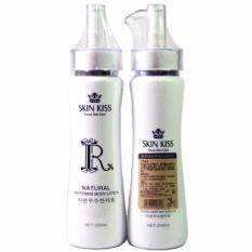 Harga Skin Kiss Natural Whitening Body Lotion Made In Korea Asli Origin