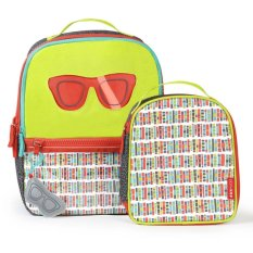 Skip Hop Forget Me Not Backpack & Lunch Bag Set Glasses