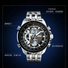 Ulasan Lengkap Skmei Casio Men Sport Led Watch Water Resistant 50M Ad0993 Hitam