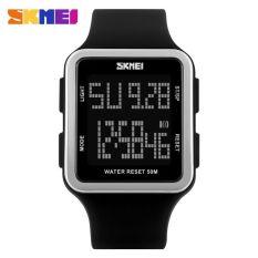 Beli Skmei Casual Unisex Watch Water Resistant 50M Dg1139 Hitam Cicilan