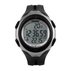 Harga Skmei Sport Watch Pedometer Water Resistant Dg1107 Hitam Dan Spesifikasinya