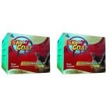 Skygoat Susu Kambing Dengan Propolis Coklat Isi 10 Sachet 2 Kotak Asli