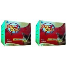 Toko Skygoat Susu Kambing Dengan Propolis Coklat Isi 10 Sachet 2 Kotak Skygoat North Sumatra
