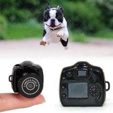Terkecil Mini Kamera Cam Corder Video Perekam DVR Spy Tersembunyi Kamera Lubang Jarum