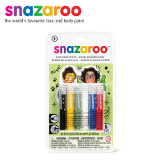 Snazaroo Face Body Painting Sticks (Unisex) Cat Lukis Wajah