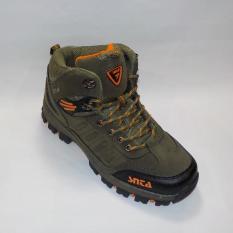 Spesifikasi Snta Sepatu Gunung Kt 467 Hijau Orange Murah Berkualitas