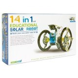 Toko Solar Kit 14 In 1 Solar Robot Diy Educational Kit Online Terpercaya