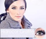 Jual Solotica1 Hidrocor Softlens Grafite Free Lenscase Branded Original