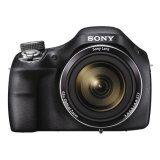 Promo Sony Cyber Shot Dsc H400 20 Mp Digital Camera Hitam Sony Terbaru