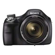 Promo Sony Cyber Shot Dsc H400 20 Mp Digital Camera Hitam Akhir Tahun
