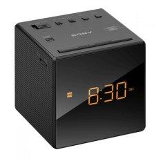 Katalog Sony Digital Clock Radio Icf C1 Hitam Terbaru