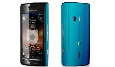 Sony Ericsson e16i  W8 Walkman - 168 MB - Biru