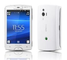 Sony Ericsson Xperia Mini ST15i - 512MB - Putih