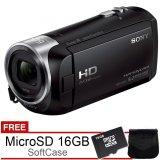Spesifikasi Sony Hdr Cx405 Handycam Full Hd Gratis Microsd 16Gb Dan Tas Dan Harganya