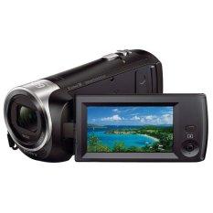Sony HDR-CX405 HD Handycam - Hitam