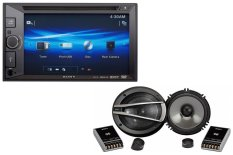 Beli Sony Head Unit Xav 65 6 1 Usb Speaker Split 2 Way Xs Gtx 1622S Dengan Kartu Kredit
