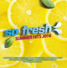 Jual Cepat Sony Music Entertainment Indonesia Various So Fresh Summer Hits 2016 2Cd