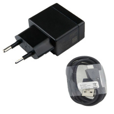 Jual Sony Quick Charger Microusb Ep880 Hitam Import
