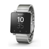 Toko Sony Smartwatch 2 Jam Tangen Unisex Silver Steel Metal Sw2 Silver Dekat Sini