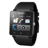 Beli Sony Smartwatch 2 Sw2 Rubber Wristband Hitam Free Anti Gores Indonesia