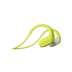 Miliki Segera Sony Waterproof And Dustproof Walkman Mp3 Player 4Gb Nw Ws413 Lime Hijau