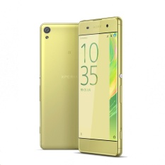 Sony Xperia Xa Ultra Dual - 16GB - Lime Gold