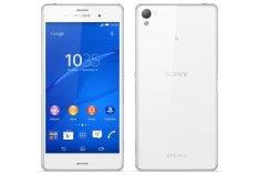 Sony Xperia Z3 Dual SIM - 16GB - White